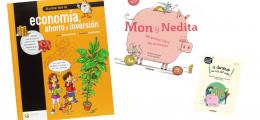 Libros de educación financiera para niños